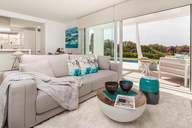 salon mallorca - Personaliza tu nuevo hogar: Villas de lujo en Mallorca de nueva construcción