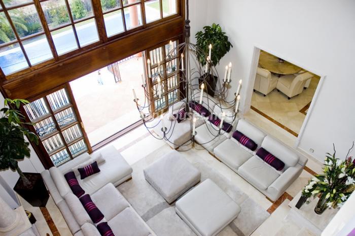 salon10 - Casa de la Semana: Fantástica villa de lujo en Calvià, Mallorca (Islas Baleares)