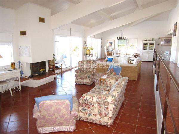 salon111 - Casa de la Semana: Preciosa villa en alquiler de vacaciones en El Port de la Selva (Girona)