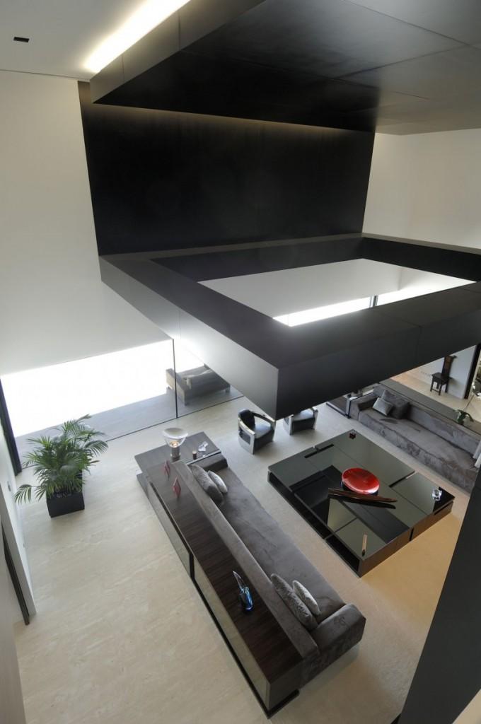 salon135 - Diseño contemporáneo y minimalista en La Finca, Pozuelo de Alarcón (Madrid)
