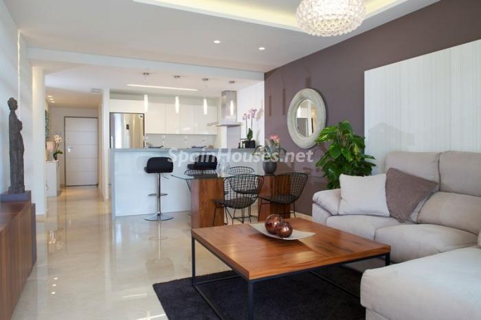 salon14 - Casa de la Semana: Fantástico piso a estrenar en playa Paraíso, Villajoyosa (Costa Blanca)