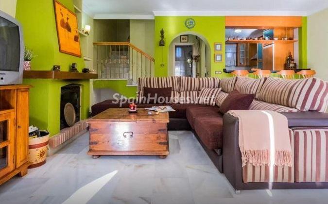 salon161 - Luz, sol y mar en un precioso chalet en alquiler en Benajarafe (Costa del Sol, Málaga)