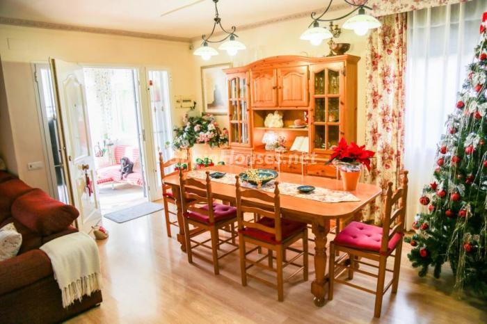 salon168 - Una casa coqueta, navideña y confortable en Miami Playa (Costa Dorada, Tarragona)