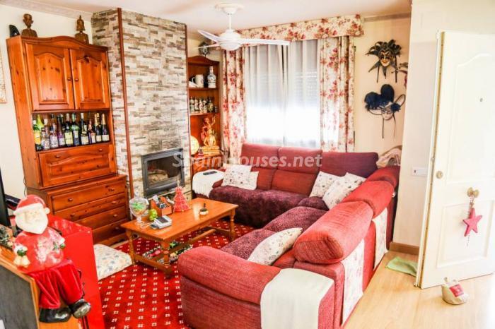 salon169 - Una casa coqueta, navideña y confortable en Miami Playa (Costa Dorada, Tarragona)