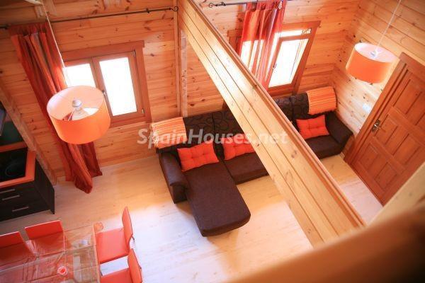 salon211 - Bonita casa de madera finlandesa a los píes de Sierra Nevada (Granada)