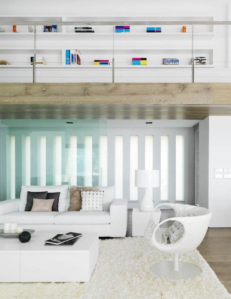 salon214 - Puro blanco sobre el mar en una espectacular casa en Almuñécar (Costa Tropical, Granada)