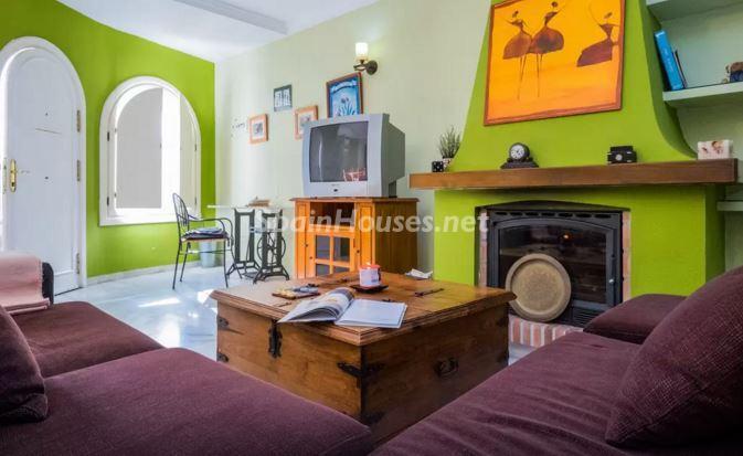 salon221 - Luz, sol y mar en un precioso chalet en alquiler en Benajarafe (Costa del Sol, Málaga)