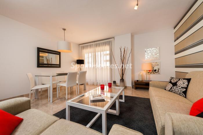 salon37 - Residencial Puerta del Mar: pisos nuevos en la mejor zona del centro de Málaga