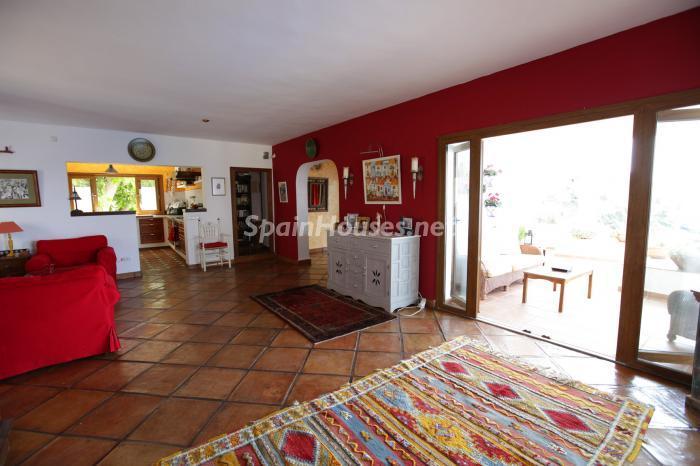 salon4 - Casa de la Semana: Fantástica villa en La Herradura, Almuñécar (Costa Tropical)