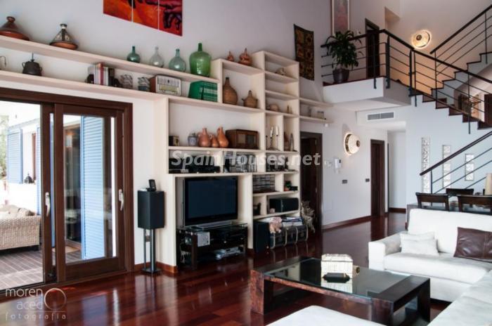 salon47 - Lujo lleno de encanto en un precioso chalet en Pinares de San Antón, Málaga