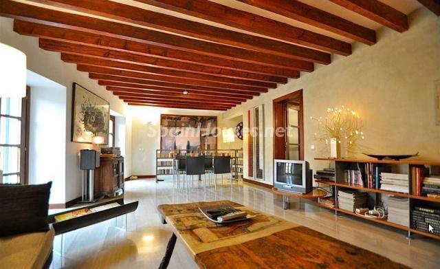 salon49 - Amplitud y elegancia en un precioso piso en el centro de Palma de Mallorca