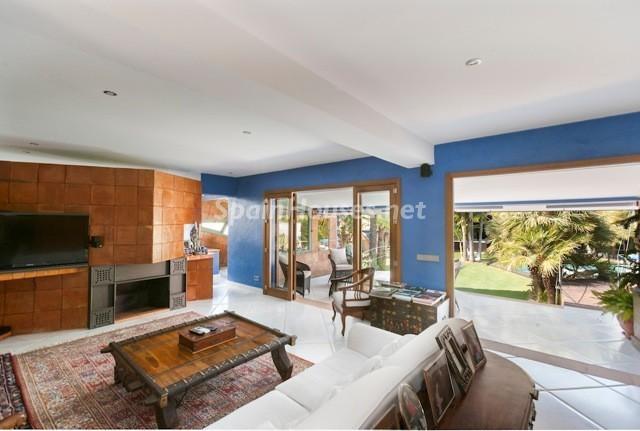 """salon6 - Casa de la Semana: Espectacular villa de """"lujo exótico"""" en Marbella, Costa del Sol"""