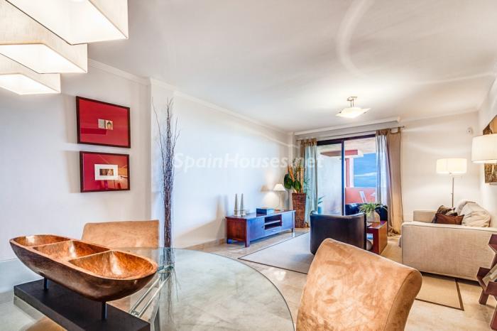 salon7 - Casa de la Semana: Precioso apartamento en Manilva (Costa del Sol), en 1ª línea de Golf