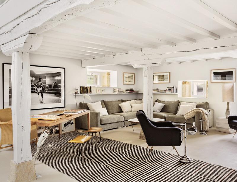 salon70 - El reino de lo esencial en una bonita casa en el Valle de Buelna, Cantabria