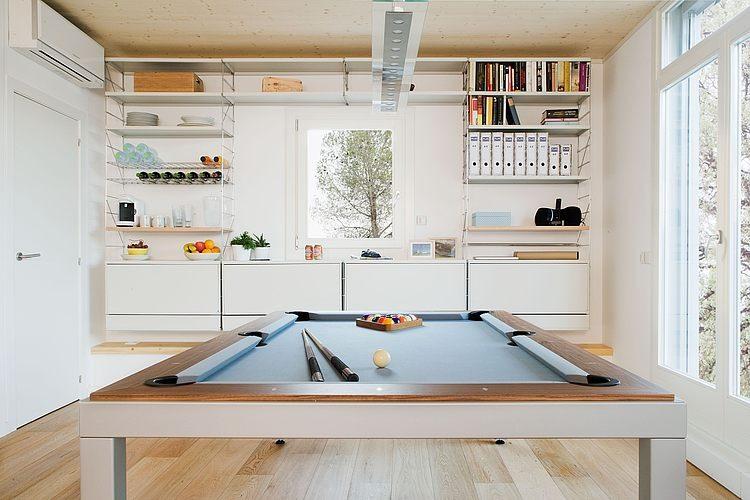 salon72 - Genial casa prefabricada, bioclimática y tecnológica en Castellón de la Plana