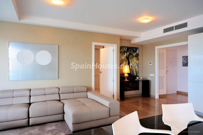 salon9 - Casa de la Semana: Fantástico apartamento en Jávea, Costa Blanca (Alicante)