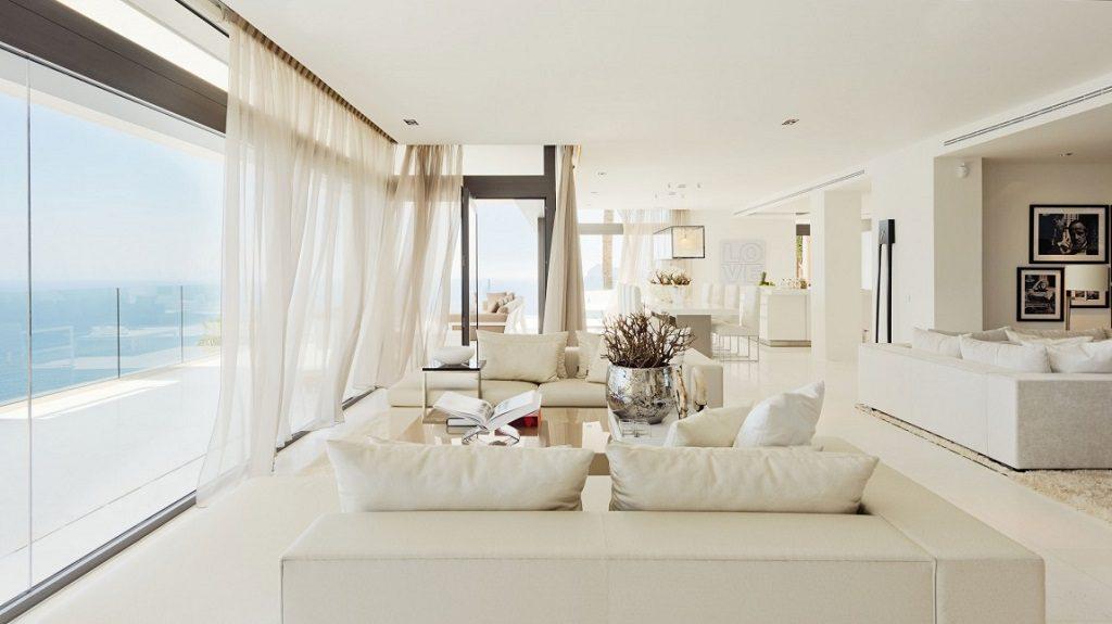 salonyvistas 4 1024x575 - Altea Hills: Villas de diseño mediterráneo con vistas al mar en Costa Blanca (Alicante)