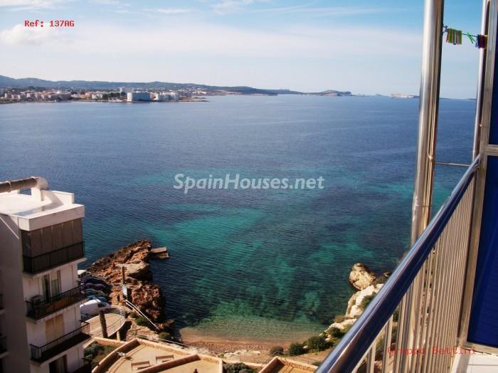 sant antoni de pormany - A la caza de gangas: 14 apartamentos baratos en la playa con espectaculares vistas al mar