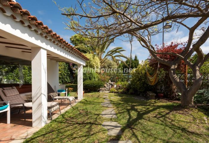 santabrigida laspalmas - Casas de otoño: terrazas, jardines, rincones llenos de encanto y calidez otoñal