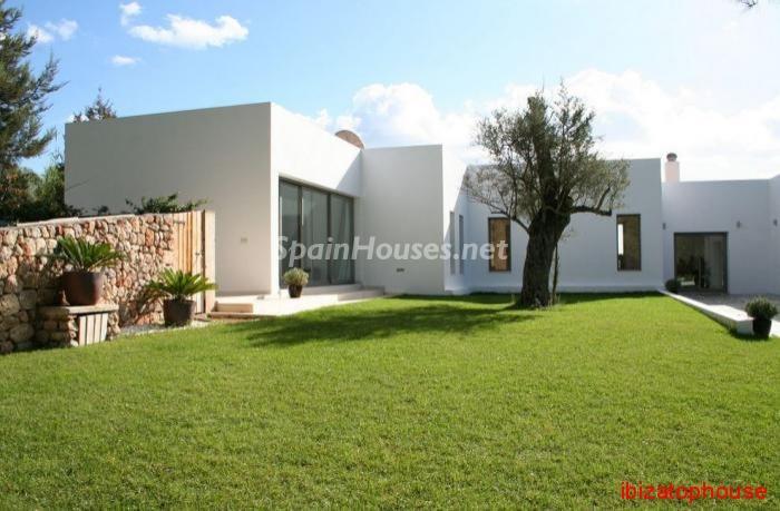 santaeulalia ibiza baleares - Arquitectura contemporánea: 16 fantásticas casas de diseño moderno para estrenar