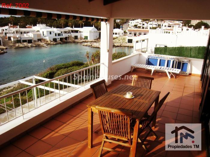 santlluis baleares - 17 preciosas casas con rincones de encanto y sol para disfrutar los últimos días del otoño