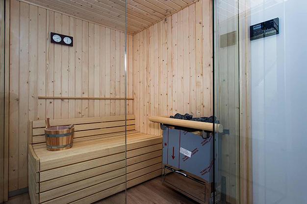 sauna 1 - Casa cerca de la playa en Alicante con calidades de lujo