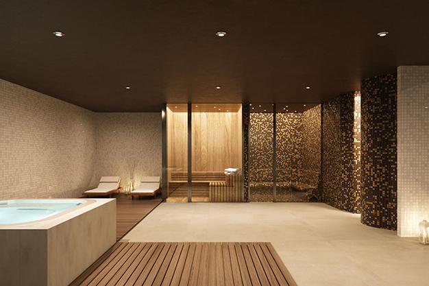 sauna y jacuzzi casa malaga - Lujoso apartamento en la Costa del Sol para comenzar una nueva vida