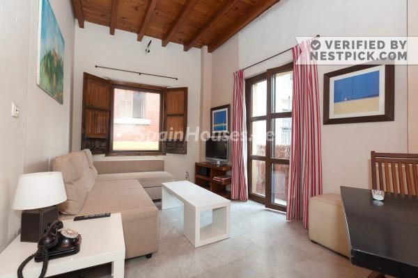 sevilla 3 - 15 pisos en alquiler con una decoración moderna y urbana o muy cerquita de la playa
