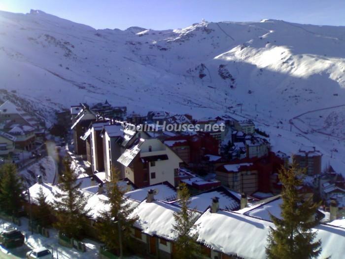 sierranevada granada - Nieve, piedra, madera... en 8 bonitas casas y pisos en la montaña