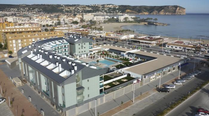 situacion - Casa de la Semana: Fantástico apartamento en Jávea, Costa Blanca (Alicante)