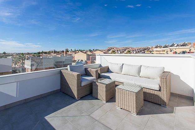 solarium alicante - Casa cerca de la playa en Alicante con calidades de lujo