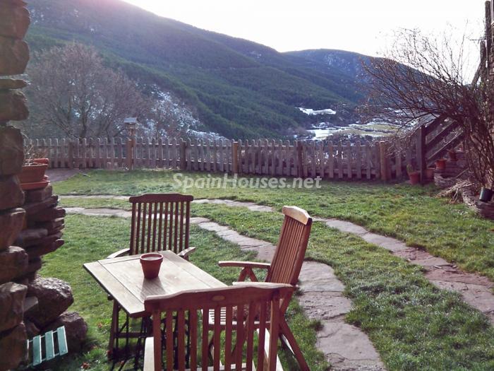 soriguera lleida - Nieve, piedra, madera... en 8 bonitas casas y pisos en la montaña