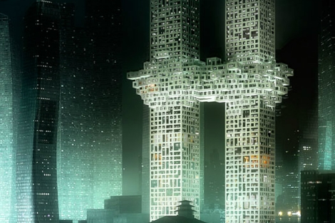 soul - ¿Se inspira este edificio en el 11-S?
