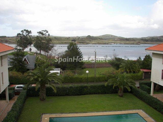 suances cantabria - 15 bonitos pisos de 3 dormitorios con jardines y piscina por menos de 150.000 euros