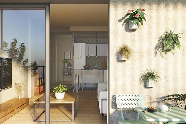 terraza 2 2 - Oportunidad de inversión: exclusivo piso con piscina en Mallorca