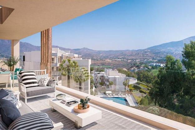terraza 49 - Ático de lujo en Mallorca: moderno, minimalista y de alto diseño