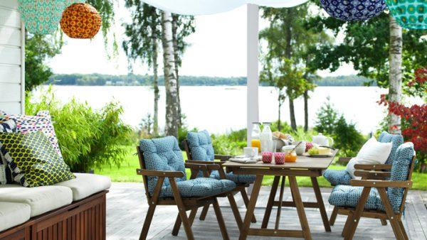 terraza exterior decoracion 600x338 - La terraza perfecta sin importar el tamaño