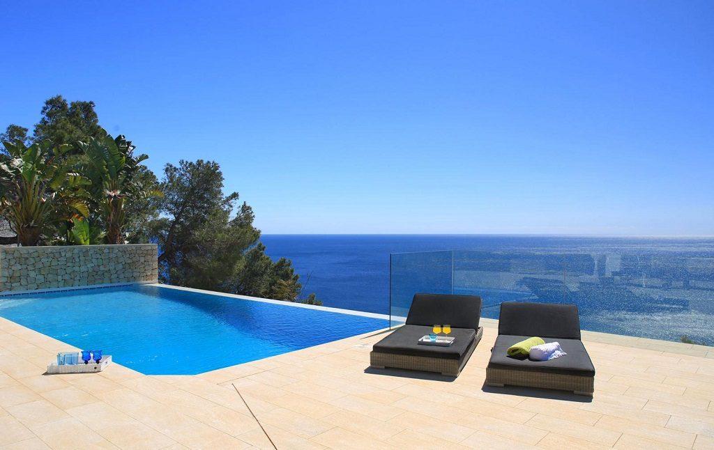 Lujo, naturaleza y mar en una espectacular casa en Jávea (Costa Blanca, Alicante)