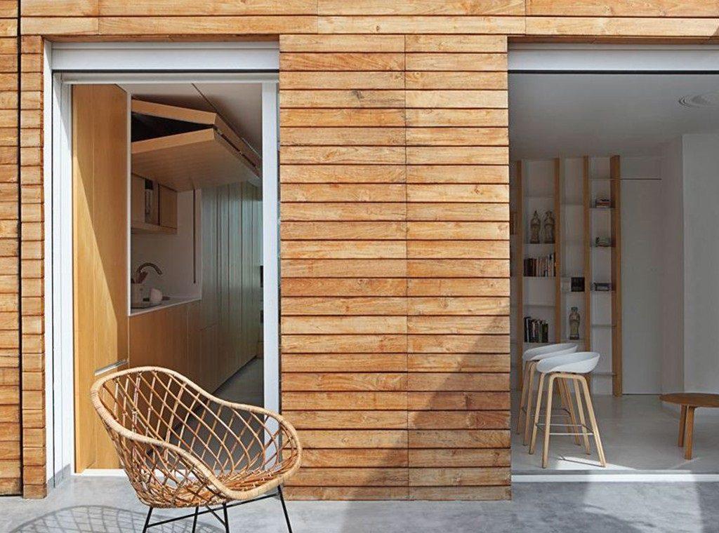terraza1 7 1024x760 - Precioso ático de diseño en Valencia: 70 metros de luz, funcionalidad y encanto