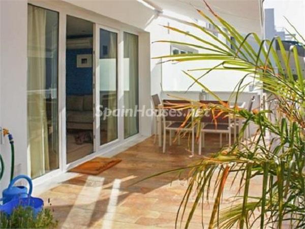 terraza121 - Coqueto y luminoso loft con vistas al mar en Conil de la Frontera (Costa de la Luz, Cádiz)