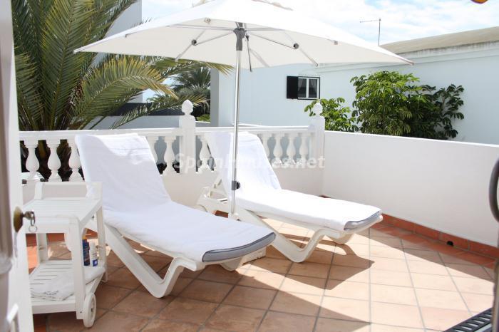 terraza16 - Casa de la Semana: Bonito chalet de lujo en Puerto Rico, Mogán (Islas Canarias)
