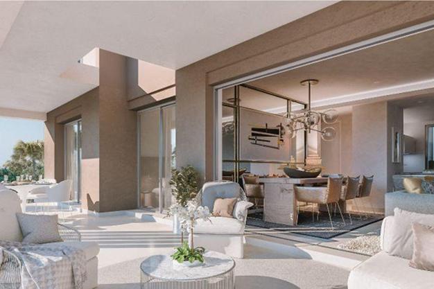 terraza2 12 - Ático de lujo en Mallorca: moderno, minimalista y de alto diseño