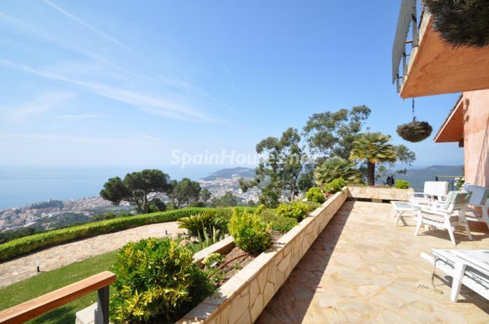 terraza21 - Casa de la Semana: Preciosa Villa en Lloret de Mar, Costa Brava