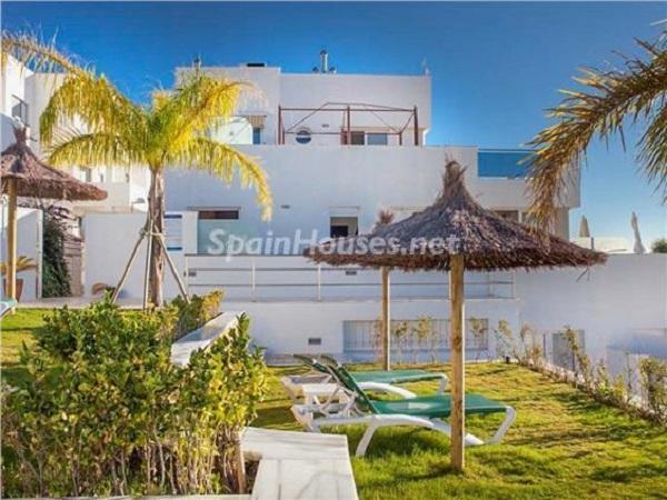 terraza211 - Coqueto y luminoso loft con vistas al mar en Conil de la Frontera (Costa de la Luz, Cádiz)