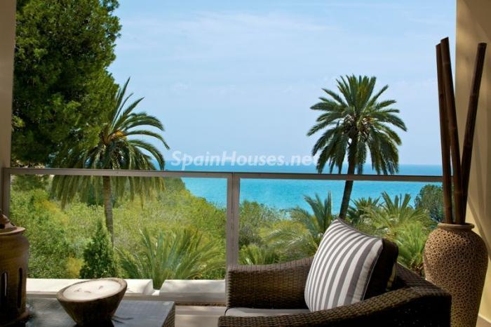 terraza25 - Casa de la Semana: Fantástico piso a estrenar en playa Paraíso, Villajoyosa (Costa Blanca)
