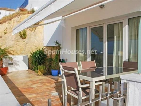 terraza50 - Coqueto y luminoso loft con vistas al mar en Conil de la Frontera (Costa de la Luz, Cádiz)