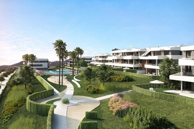 terrazas malaga - Este piso de lujo en Málaga te atrapará por su diseño moderno y atractivo