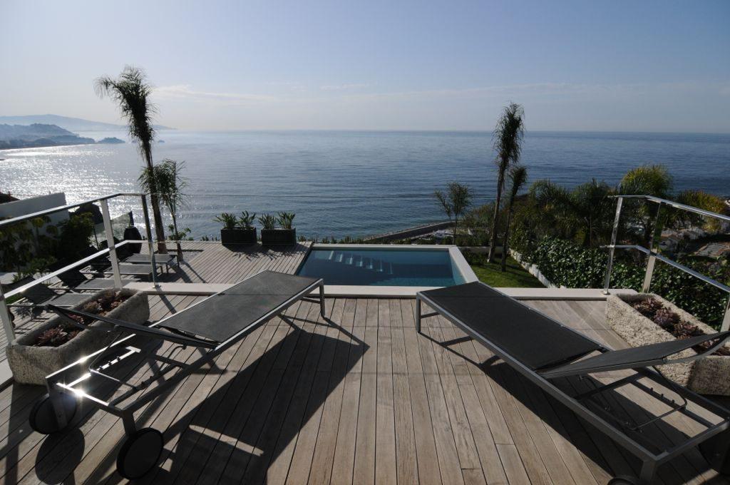 terrazayvistas 3 1024x680 - Unas vacaciones de ensueño en Punta de la Mona, La Herradura (Granada), frente al mar