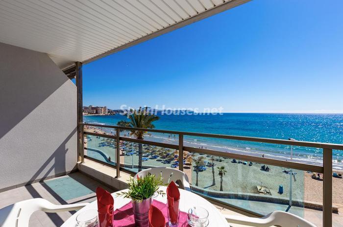 terrazayvistas4 - Escapada económica a la playa en un apartamento en Calpe (Costa Blanca, Alicante)