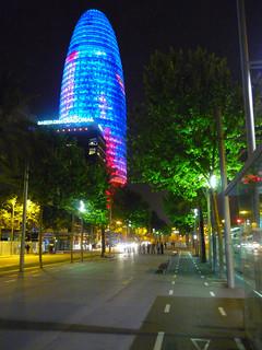 torre agbar - La Torre Agbar de Barcelona se convertirá en un hotel de lujo